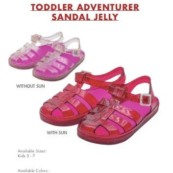 Girl Jelly Sandal