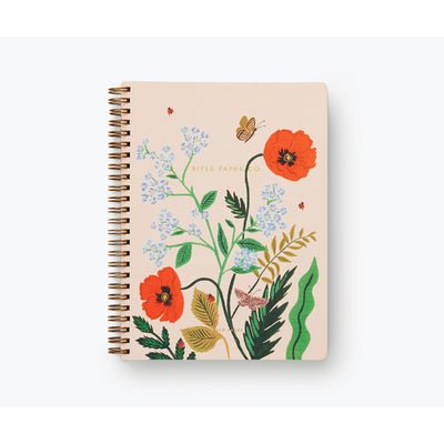 Iceland Poppy Spiral Notebook