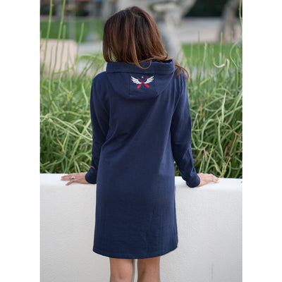 Winged Paddle Dress
