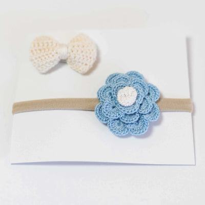 Bentley's Bows- Handmade Crochet Bows