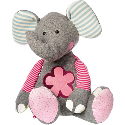 Sweet Flower Elephant Giant Plush