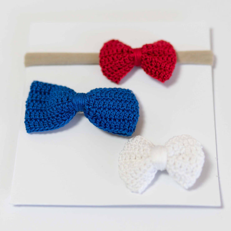 Lyla Janes - Crochet Bows and Headband