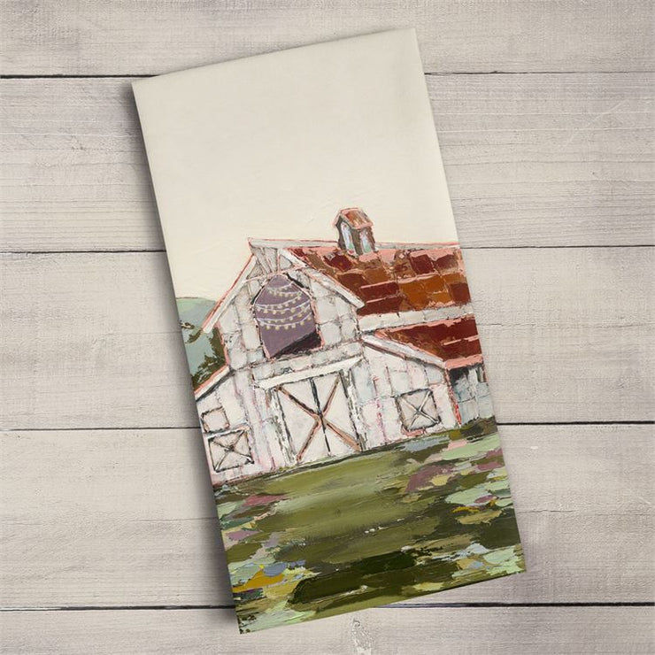 Big Bold Acres Tea Towel