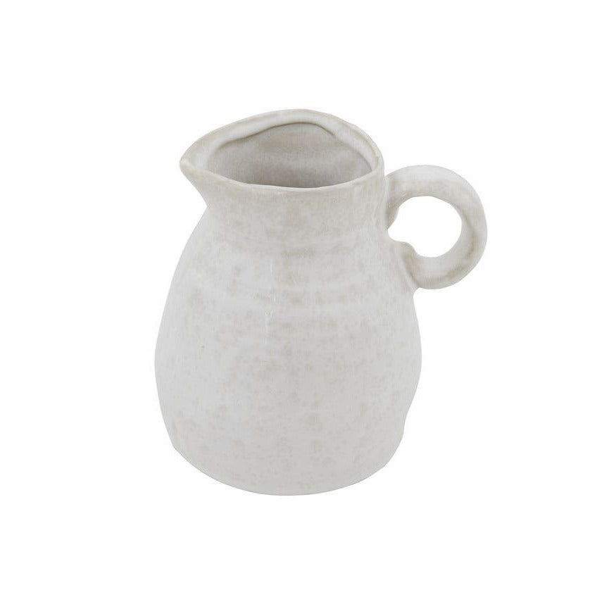 Reactive Glaze Pitcher