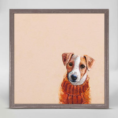 Best Friend - Jack Russell Sweater Weather Mini