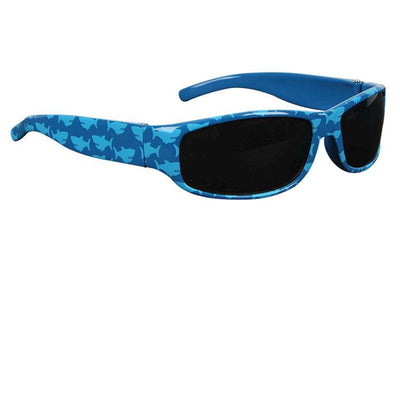 Kid's Blue Shark Sunglasses