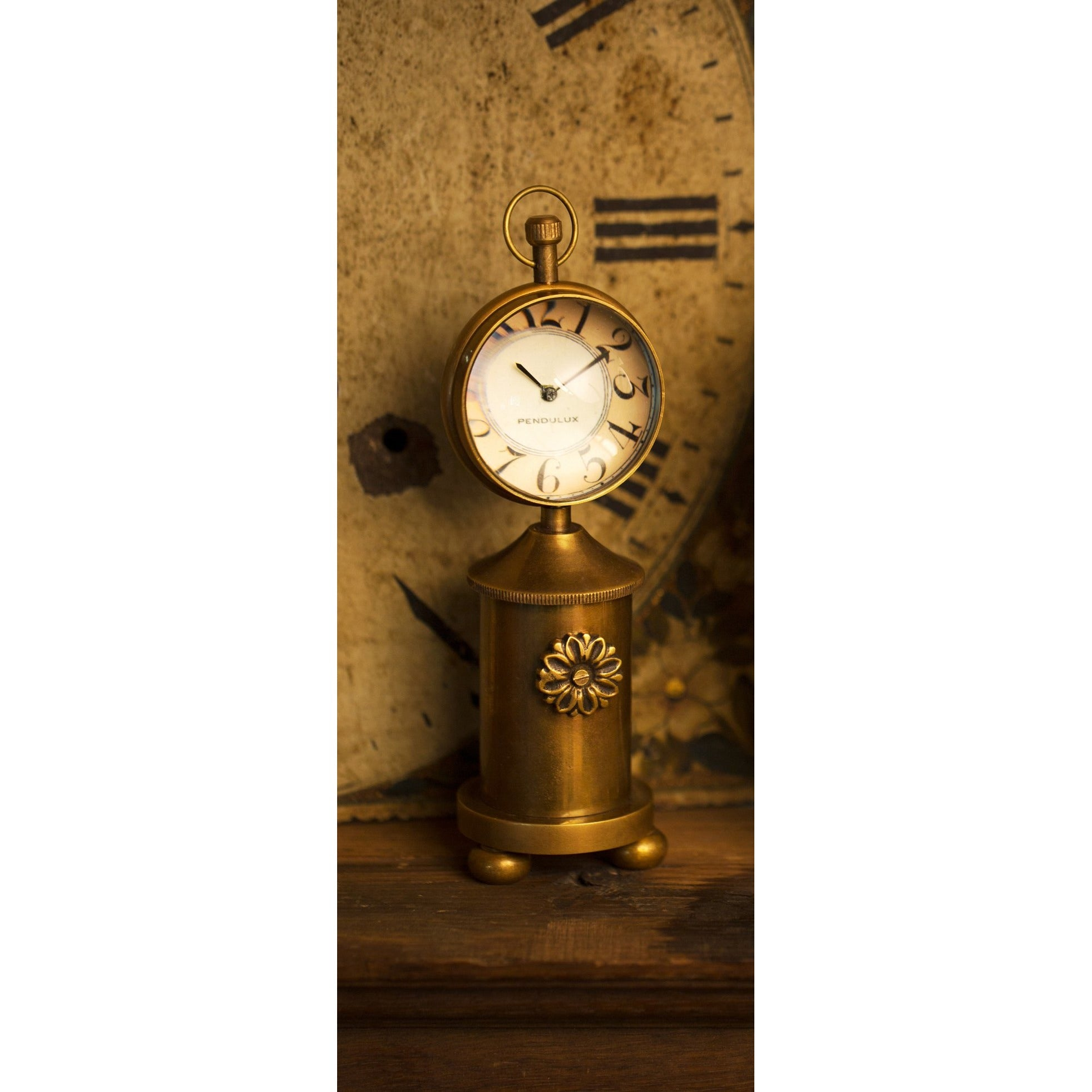 Charlotte Table Clock