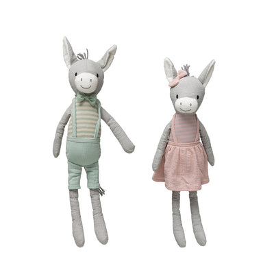 Cotton Knit Donkey