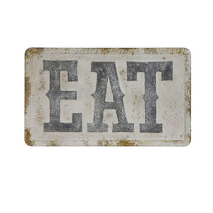 """Eat"" Wall Decor"