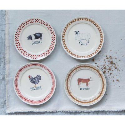 Farmhouse Dinner Plates