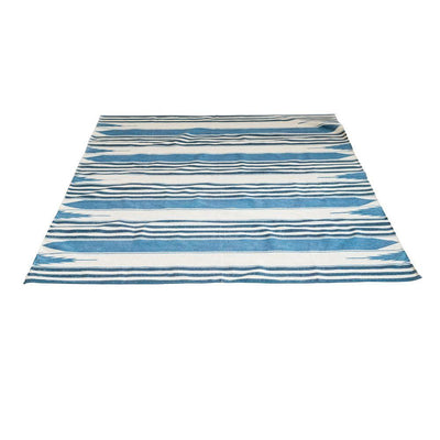 Double Weave Dhurrie Rug