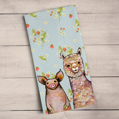 Farm Pals Tea Towels