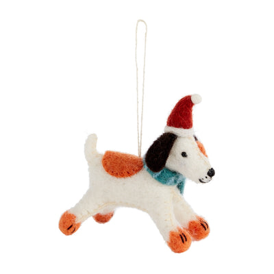 Fido Ornament
