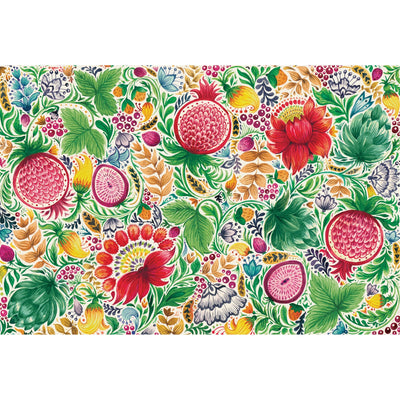 Bountiful Floral Placemats (24 sheets)
