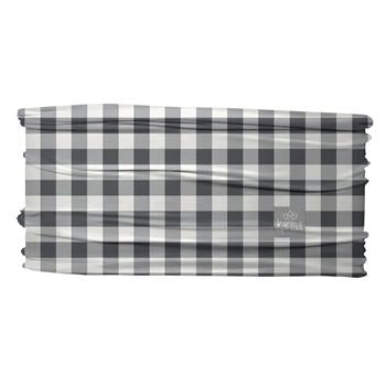 Thin Headband-Gingham