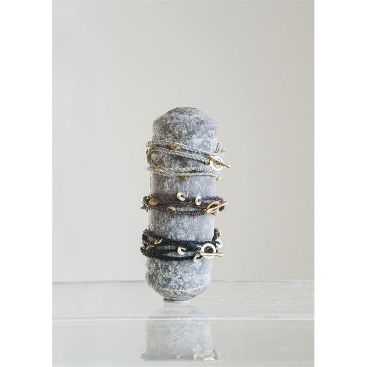 Cotton Wrap Bracelet