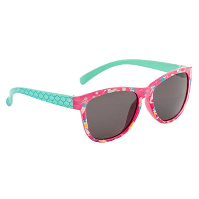 Kid's Pink Mermaid Sunglasses