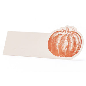 Pumpkin Placecard