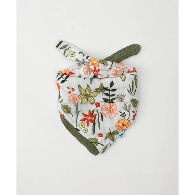 Primrose Patch-Reversible Bandana Bib