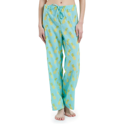 Pineapple Pajama Pant