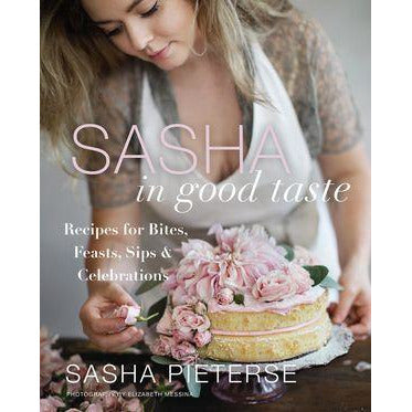Sasha In Good Taste