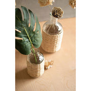 Seagrass Wrapped Vases