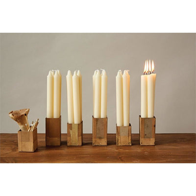 "Taper Candles 10""  Set of 12"