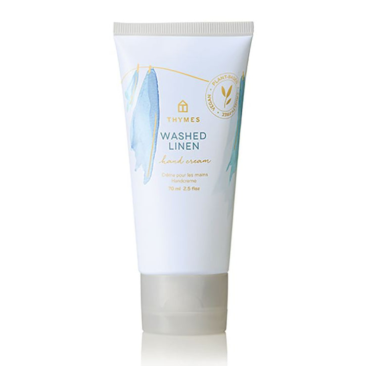 Washed Lined Hand Cream