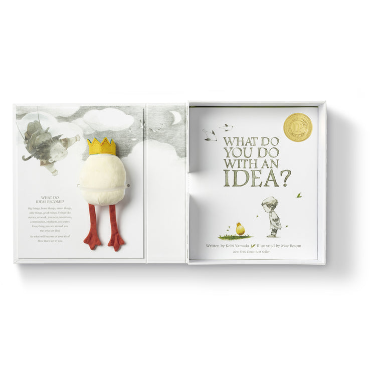 """What Do You Do With an Idea?"" Gift Set"