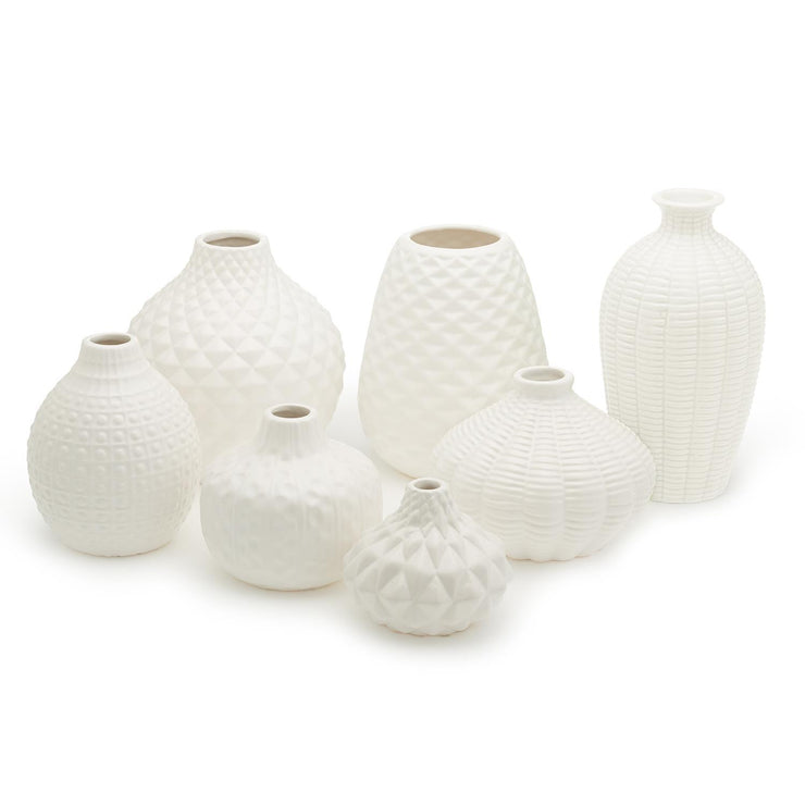 Artisan Carved Vases