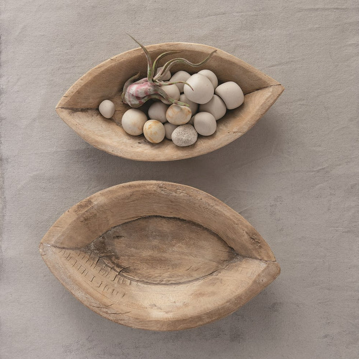 Decorative Reclaimed Wood Bowl