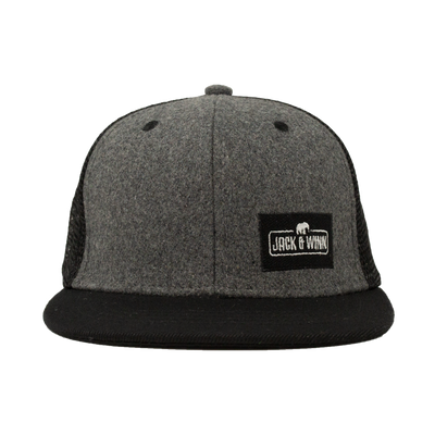 Baseball Cap  (J&W Wool Trucker)