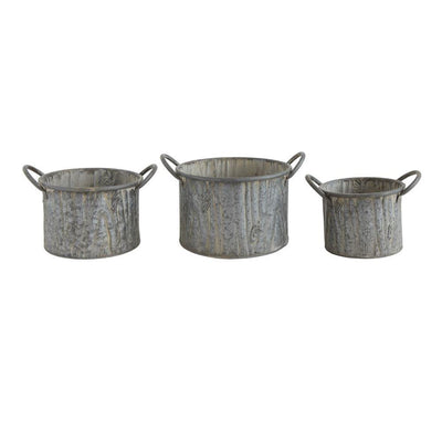 Galvanized Metal Buckets