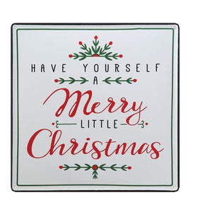 Have Yourself A Merry Little Christmas Sign.Have Yourself A Merry Little Christmas Sign