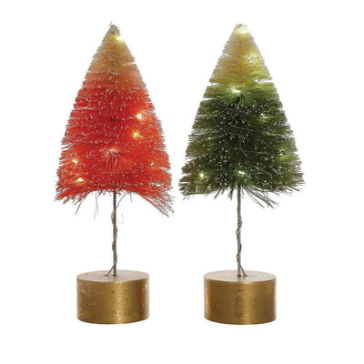 Sisal LED Tree