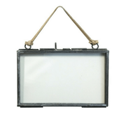 Zinc Glass Frame