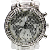 Techno Master Watches Mens Diamond Watch 3.85Ct TM-2081