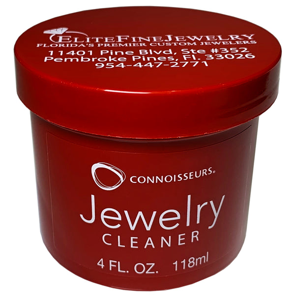 Fine Precious Jewelry and Gem Cleaner by Connoisseurs