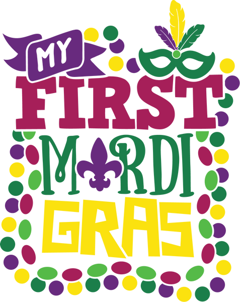 My First Mardi Gras