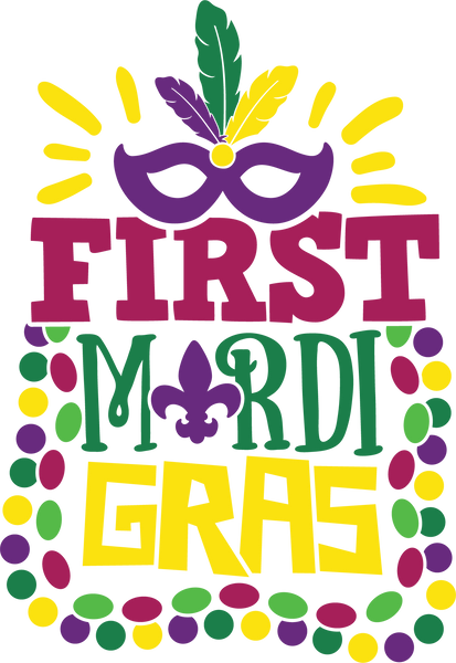 First Mardi Gras (1)