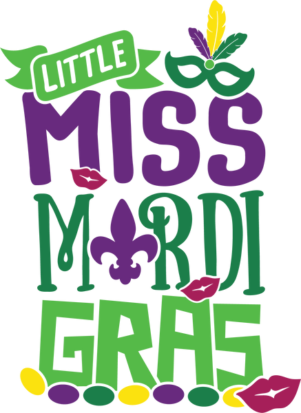 Little Miss Mardi Gras