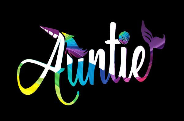 Auntie- Mermaid