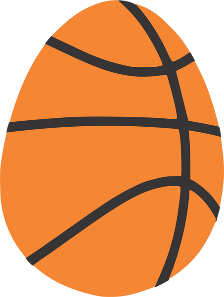 Basketball Egg