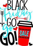 Black Friday- GO GO GO Sale