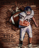 Football Photo Banner