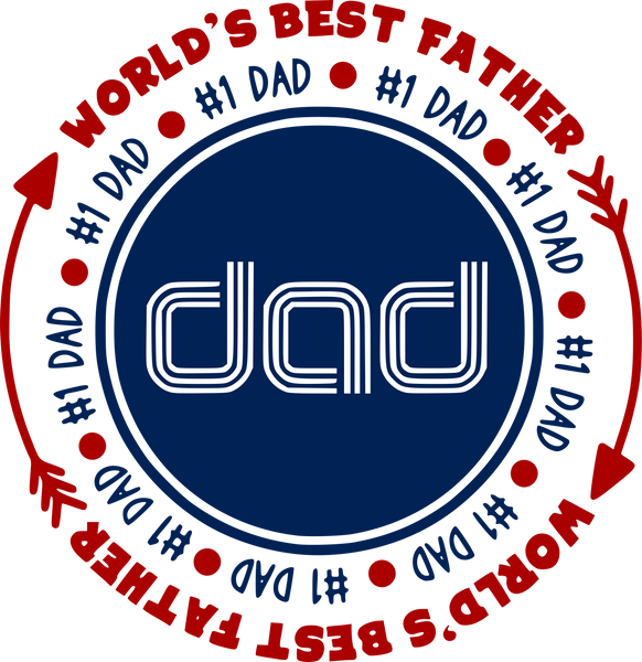 Dad Circle words