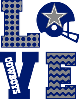 Dallas Cowboys Love
