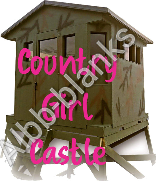 Country Girl Castle