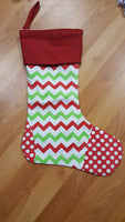 Christmas Stockings- RTS
