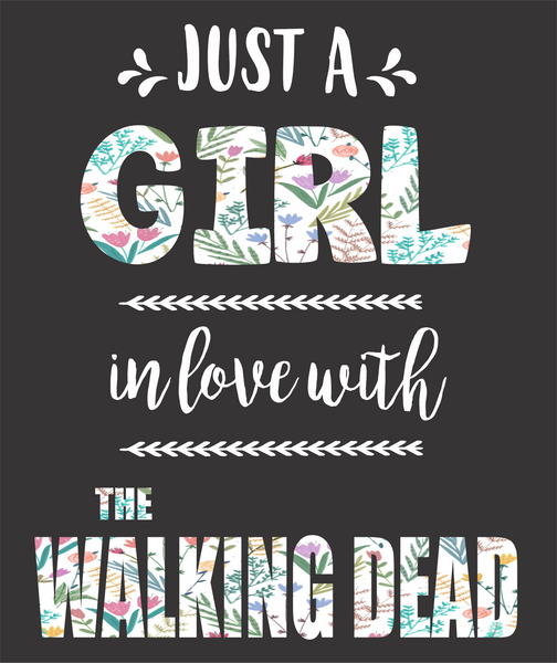 Just a girl in love with TWD
